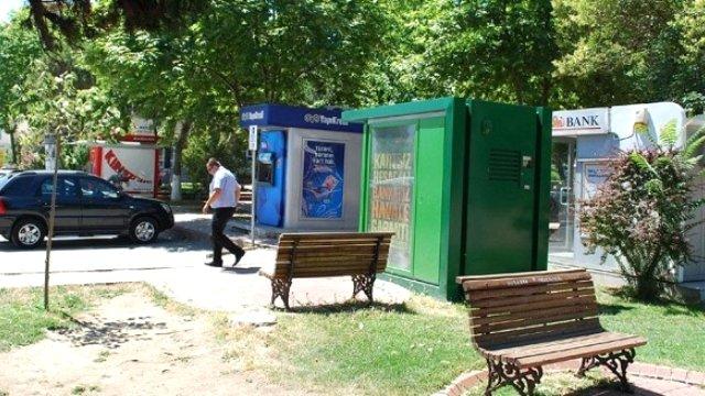 Mudanya'da Atm'ler Tek Noktada Toplanıyor