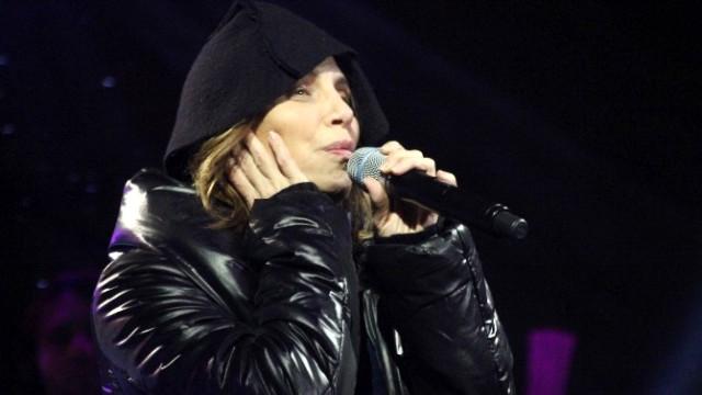 Sertap Erener'den Yağmur Altında Unutulmaz Konser